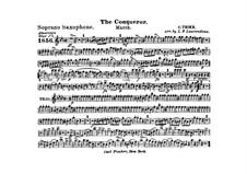 Graf Zeppelin (The Conqueror): Soprano saxophone part by Carl Teike