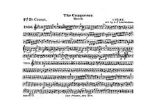 Graf Zeppelin (The Conqueror): corneta parte I by Carl Teike