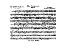 Graf Zeppelin (The Conqueror): Alto horn I, II part by Carl Teike