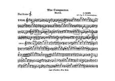 Graf Zeppelin (The Conqueror): Baritone horn In B part by Carl Teike