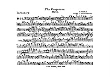 Graf Zeppelin (The Conqueror): Baritone horn In C part by Carl Teike