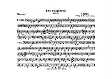 Graf Zeppelin (The Conqueror): Tuba, partes by Carl Teike