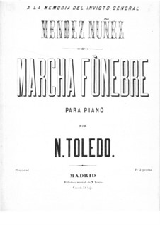 Funeral March: Marcha funebre by Nicolás Toledo