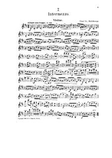 No.7 Intermezzo: Parte de solo by César Cui