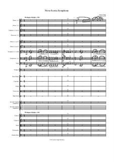 Nova Scotia Symphony: Nova Scotia Symphony by Jordan Grigg
