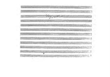 Two Etudes for Violin: Two Etudes for Violin by Alessandro Rolla
