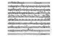 Concerto for Violin and Orchestra, BI 523: Concerto for Violin and Orchestra by Alessandro Rolla