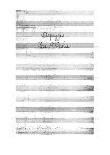 Arpeggio for Viola and Violin, BI 6: Arpeggio for Viola and Violin by Alessandro Rolla