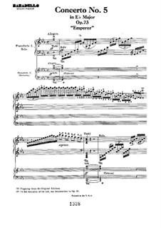 Fragments: Movimento I. Versão para dos piano de quatro maõs by Ludwig van Beethoven