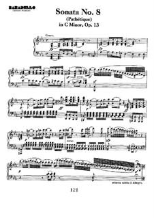 All Movements: para um único musico (Editado por H. Bulow) by Ludwig van Beethoven