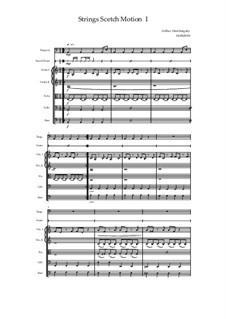 Strings Scetch Motion: Strings Scetch Motion by Arthur Orenburgsky