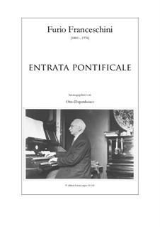 Entrata Pontificale: Entrata Pontificale by Furio Franceschini