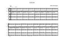 Fatum: Fatum by Arthur Orenburgsky