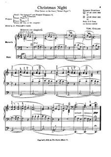 Christmas Music for Organ: Christmas Music for Organ by Louis Claude  Daquin, Théodore Salomé, Gustav Rebling, Otto Malling, Clément Loret, Samuel de Lange Sr., Karl Deigendesch