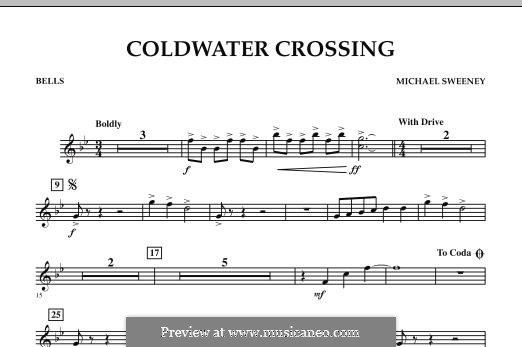 Coldwater Crossing: Bells part by Michael Sweeney