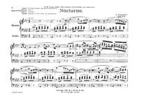 Five Pieces, Op.9: No.2 Nocturne by Giuseppe Ferrata