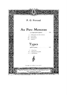 Types: Types by Pierre-Octave Ferroud