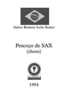 Pescoço de Sax: Pescoço de Sax by Roniere Leite Soares