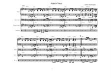 Adam's Voice: Adam's Voice by Arthur Orenburgsky