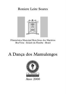 A Dança dos Mamulengos: A Dança dos Mamulengos by Roniere Leite Soares