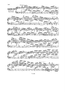 Canons and Fugues for Piano: Volume II, No.16-24 by August Alexander Klengel