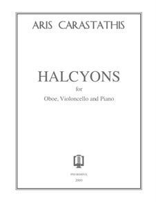 Halcyons: Halcyons by Aris Carastathis