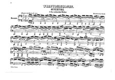 The First Walpurgis Night, Op.60: para piano de quadro mãos by Felix Mendelssohn-Bartholdy