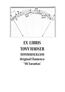 Mi Tarantas: Mi Tarantas by Tony Hauser