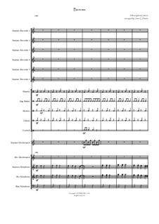 Banuwa (For Orff Ensemble): Banuwa (For Orff Ensemble) by folklore