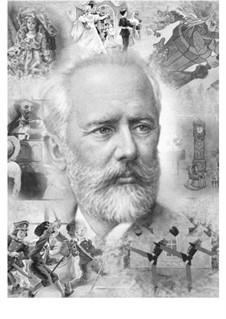 Complete Cycle: para quartetos de cordas by Pyotr Tchaikovsky