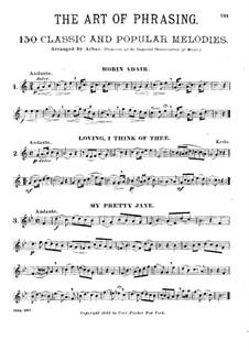 Complete Celebrated Method for Cornet: Movimento IV by Jean-Baptiste Arban
