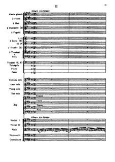 Ode to Joy, TH 66: movimento II by Pyotr Tchaikovsky