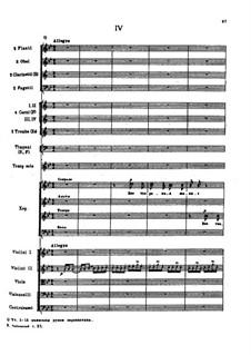 Ode to Joy, TH 66: Movimento IV by Pyotr Tchaikovsky