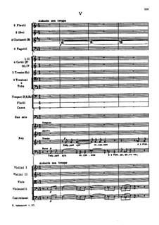 Ode to Joy, TH 66: Movimento V by Pyotr Tchaikovsky