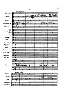 Ode to Joy, TH 66: Movimento VI by Pyotr Tchaikovsky