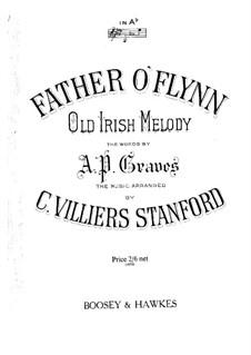 Father O'Flynn: Father O'Flynn by folklore