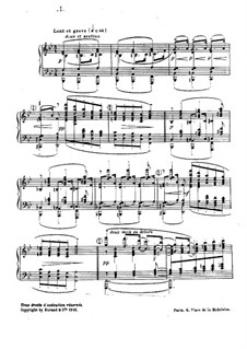 Complete set: set completo by Claude Debussy