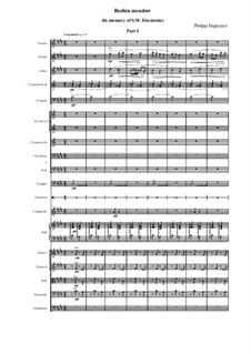 Prado de Bezhin No.1, Op.54: Prado de Bezhin No.1 by Philipp Degtyarev