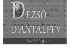 Zwei Fugen: Zwei Fugen by Dezső Antalffy-Zsiross