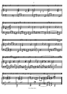 Silent Night, for Two Instruments: para violino by Franz Xaver Gruber