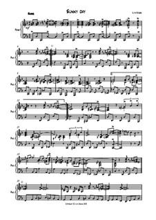 Sunny Day's Report: Para Piano by Ilya Kogan