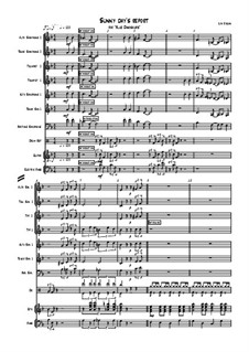 Sunny Day's Report: For jazz combo by Ilya Kogan