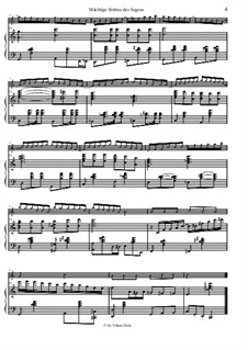 There Shall Be Showers of Blessing: para flauta e piano by James McGranahan