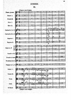 Symphony No.1 in G Minor: movimento III by Vasily Kalinnikov