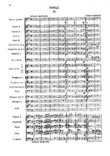 Symphony No.1 in G Minor: Movimento IV by Vasily Kalinnikov