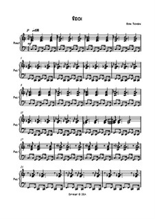 Reich: Para Piano by Robin Thomson