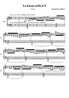 La buona stella No.9: La buona stella No.9 by Helios D'Andrea