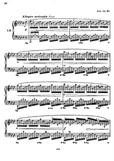 Etudes, Op.25, B.130 KK IIb/3: Etudes by Frédéric Chopin
