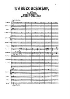 Complete Opera: partitura completa by Giuseppe Verdi