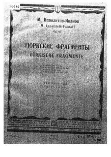 Тюркские фрагменты: Тюркские фрагменты by Mikhail Ippolitov-Ivanov